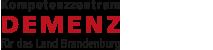 Kompetenzzentrum Demenz für das Land Brandenburg